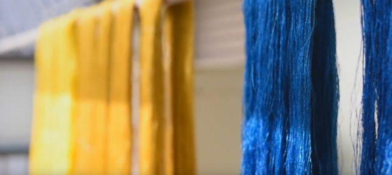 染織家、志村ふくみの作品も買取中